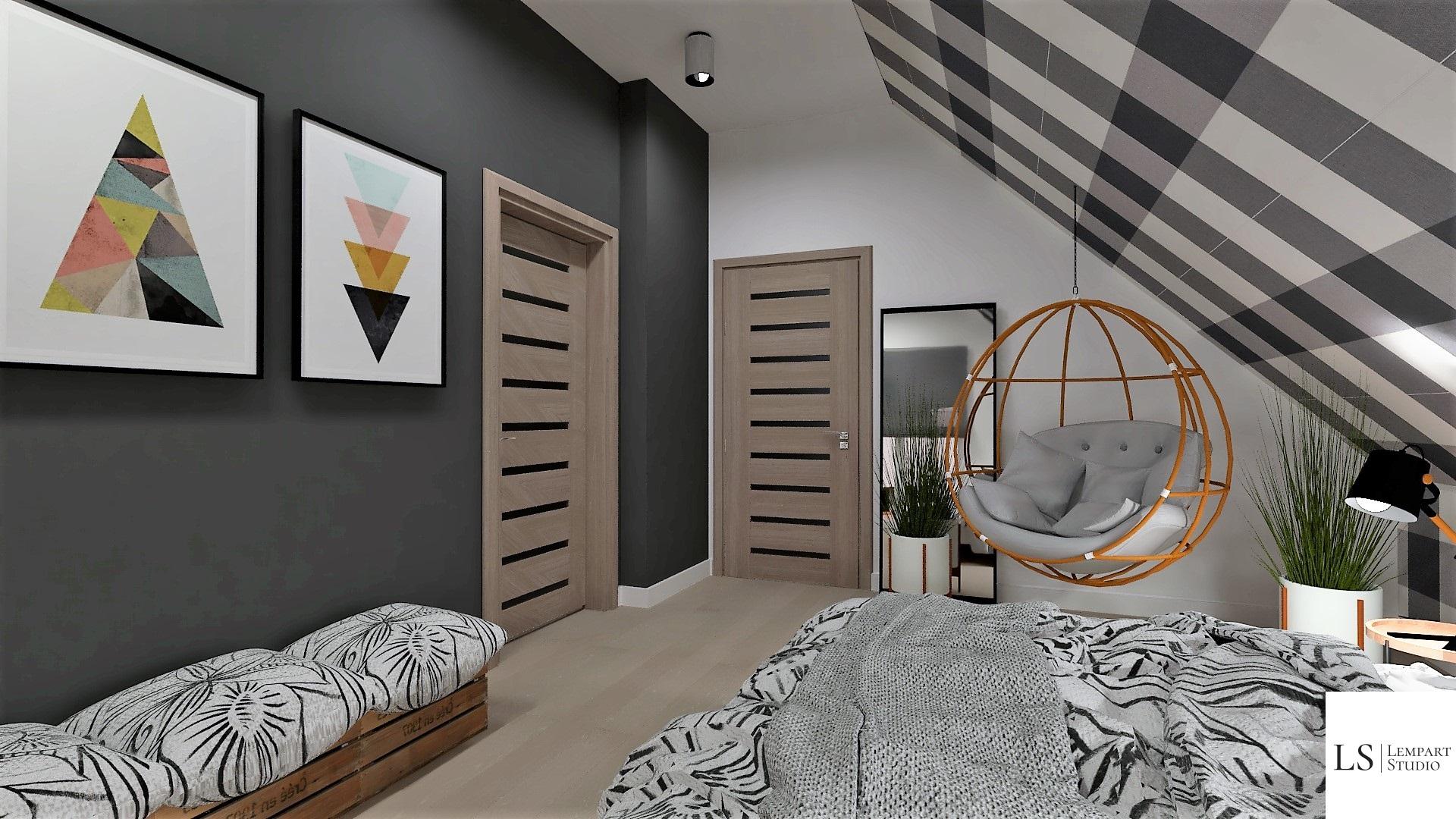 Projekt Wnętrza Sypialni Na Dzień Dobry I Na Dobranoc